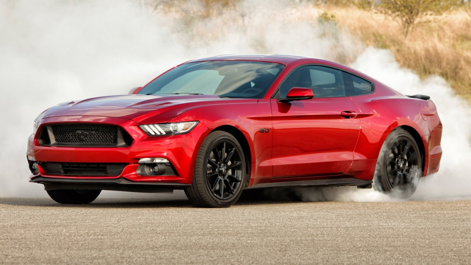 According To Ford The Mustang Is Officially Germanyu0027s Most Popular Sports  Car, Since The Sixth Generation Of The Muscle Car Began To Sell There  Nearly A ...