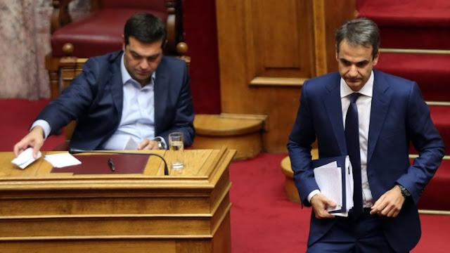 Η συνεχής, σταθερή, διαρκής και σιωπηλή υποβάθμιση της Ελλάδας σε όλα τα επίπεδα