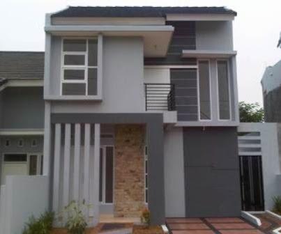 30 Desain Rumah Minimalis Type 45