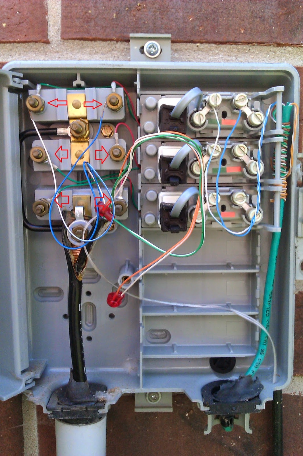 small resolution of qwest nid wiring guide wiring diagram forward demarcation box outside phone box wiring also phone nid