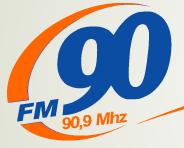 Rádio FM 90 de Salto ao vivo