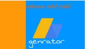 adsense add code generate  करे-  हिंदी में फूल सीखे