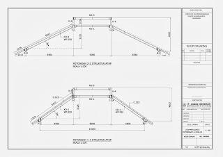 Image Result For Desain Atap Rangka