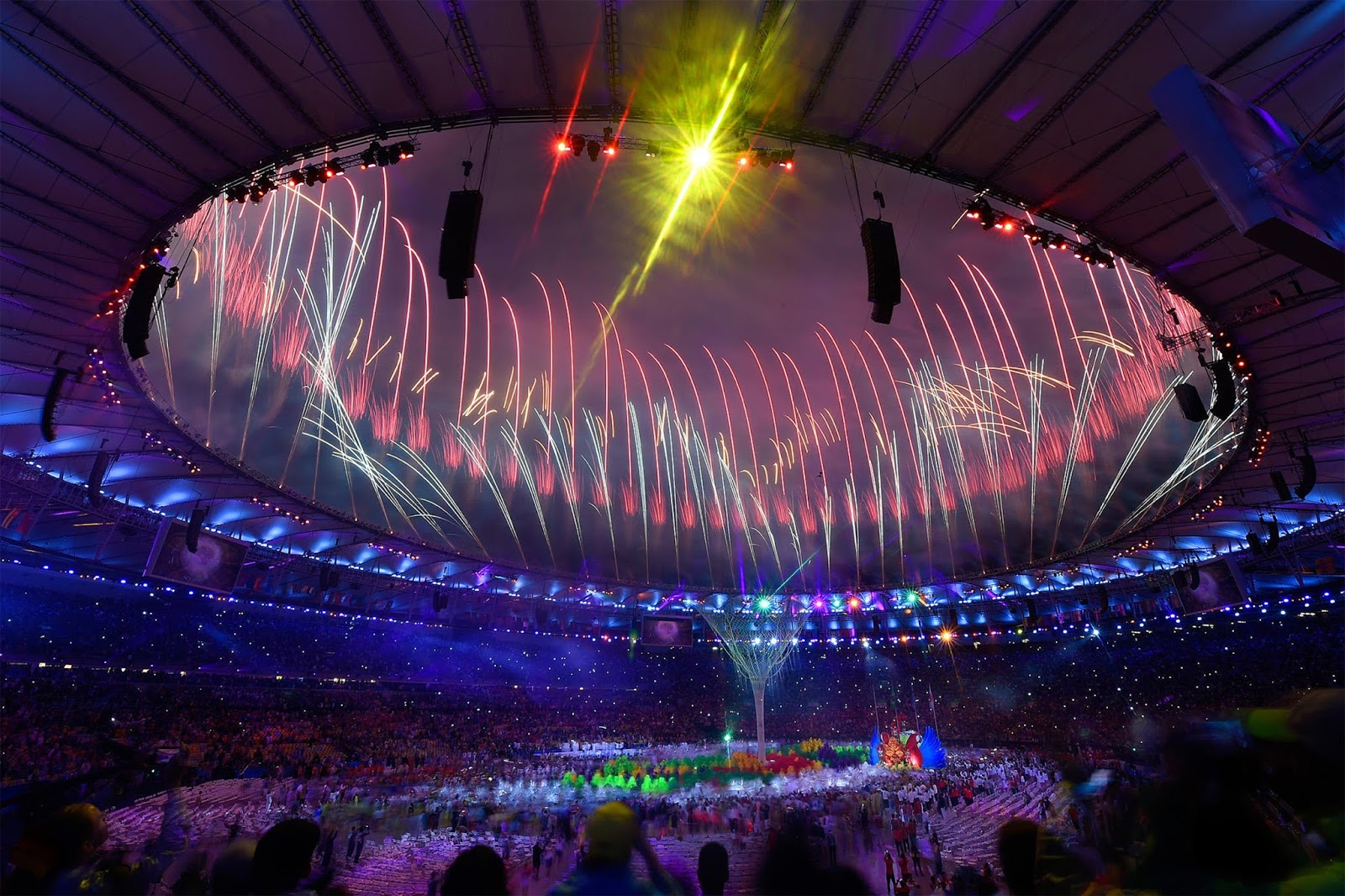 RIO OLYMPICS 2016 CLOSING CEREMONY 12
