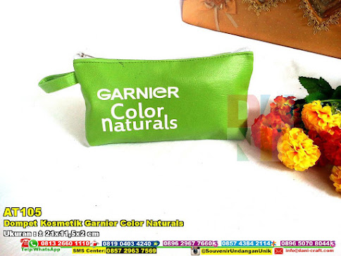 Dompet Kosmetik Garnier Color Naturals