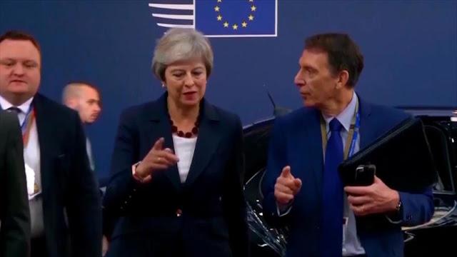 Theresa May consigue unidad para ir a Bruselas