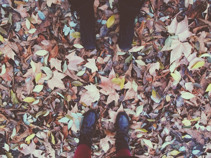 La Lilú About. Val, Frenchy, lifestyle brand, blog, lifestyle blog, from where I stand, fall, fall leaves, autumn, shoes, sisters