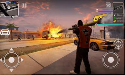 Game San Andreas Straight 2 Compton