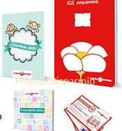 Logo Sottoscrivi gratis Bimbo Card e ricevi Kit con buoni sconto e omaggi, ma non solo