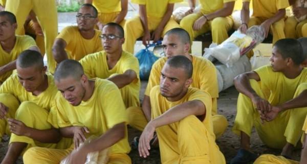 ¡DICTADURA MISERABLE! Difunden foto de los estudiantes detenidos en la cárcel de El Dorado