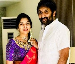 Sreenu Vaitla Family Husband Parents children's Marriage Photos