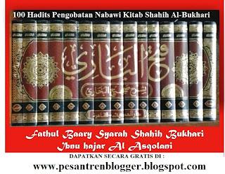 100 Hadits Pengobatan Nabawi Bukhari Muslim