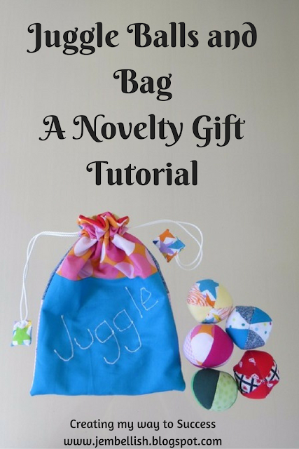 Juggle Balls and Bag