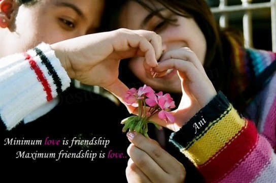 Happy Friendship Day Photos for Wife