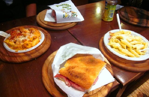 Restaurante Salumeria Verdi - Pino's Sandwiches em Florença