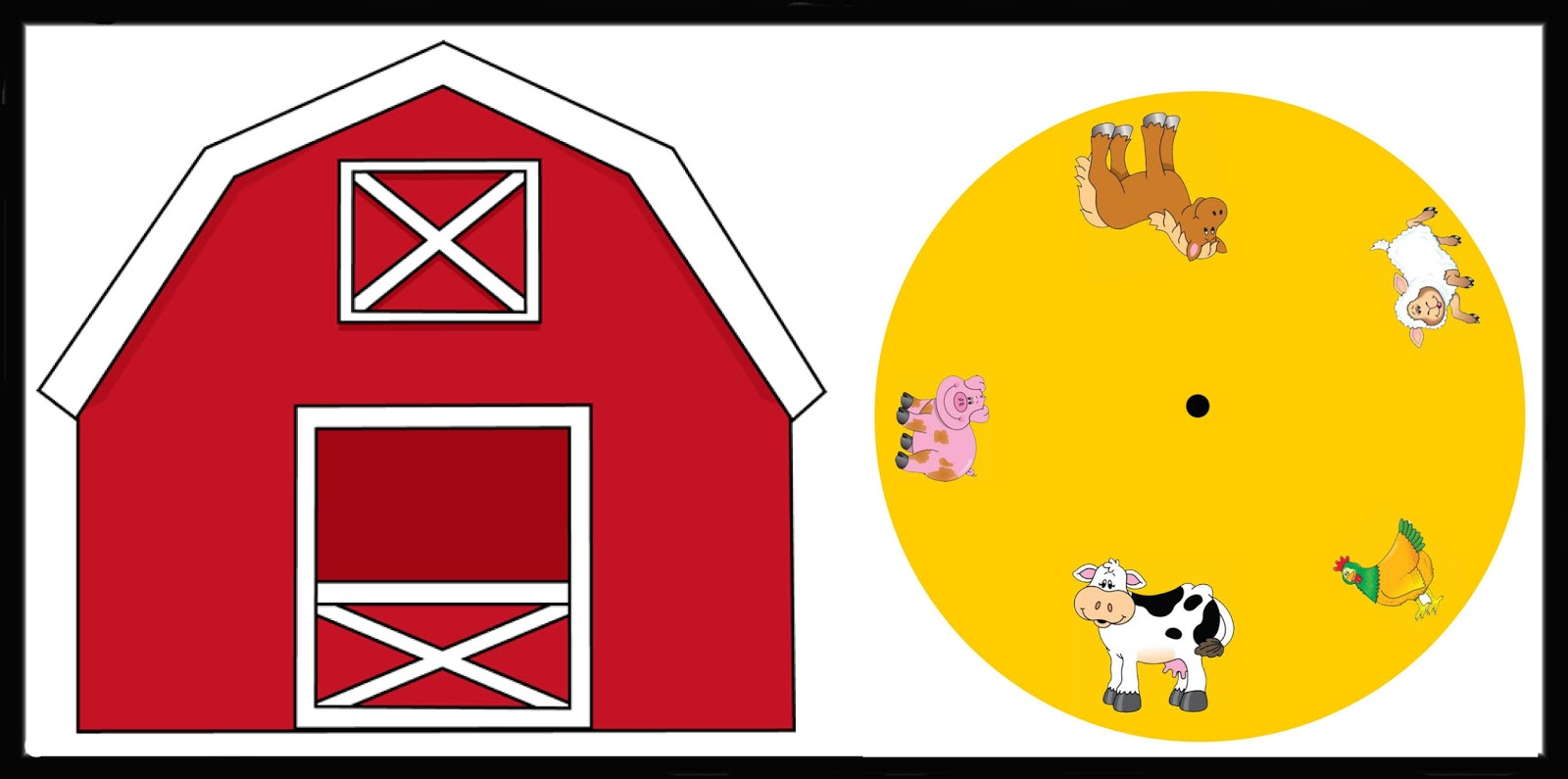 Ourhomecreations Preschool Lesson Plan On The Color Red