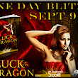Luck of The Dragon by Susannah Scott ~ Entangled Covet I LOVED!!