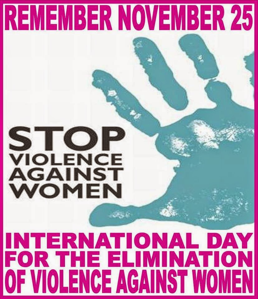 Quotes About Domestic Violence Against Women: Ben Aquila's Blog: November 25 International Day Stop