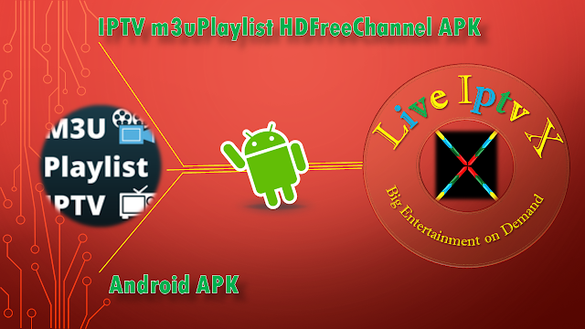 IPTV HD Free Channel APK