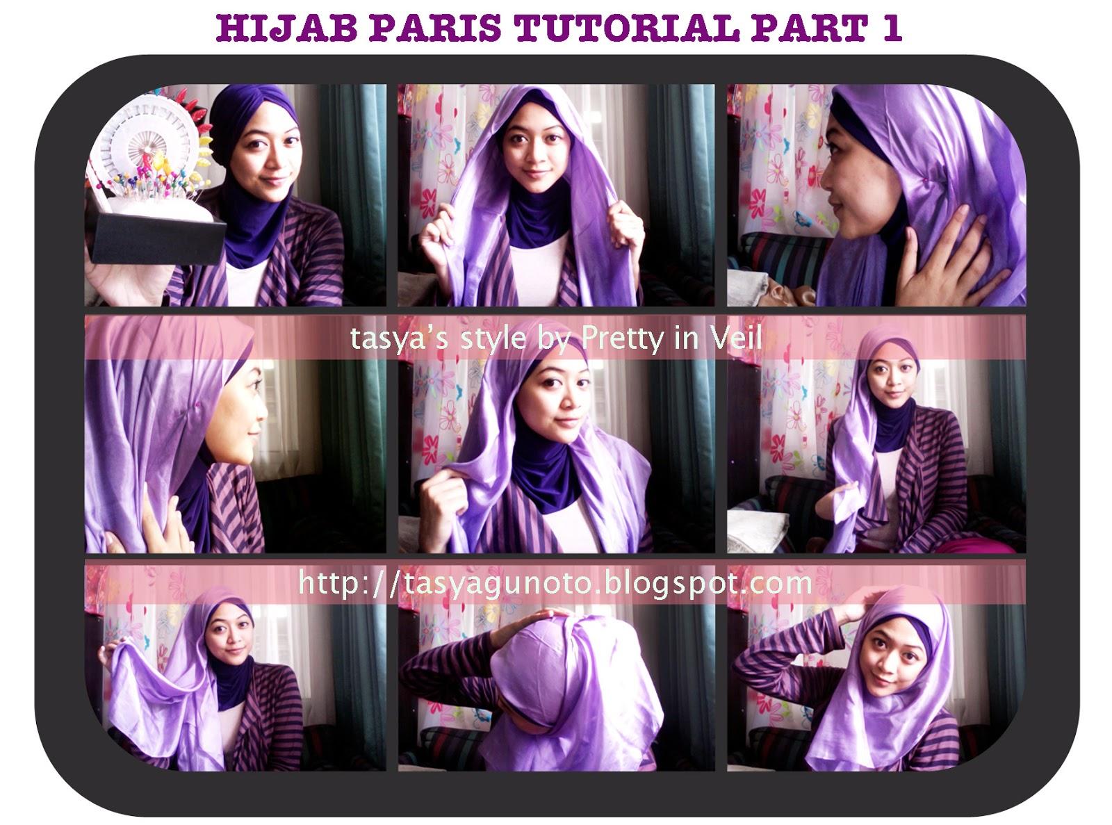 Hijabers Tutorial Sakinah Cara Memakai Jilbab Kerudung Segi