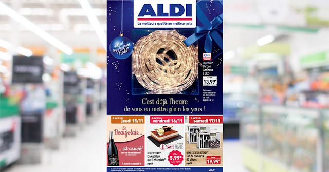Catalogue Aldi Du 14 Au 20 Novembre 2018