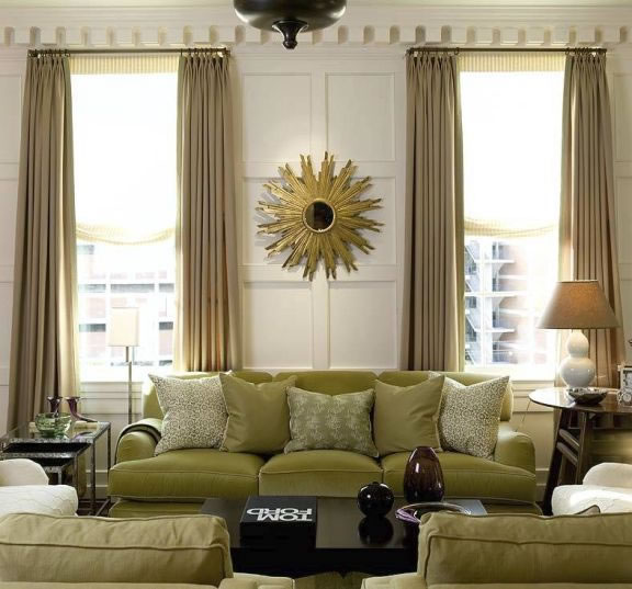 Genial Casual Living Room Curtain Ideas 2016