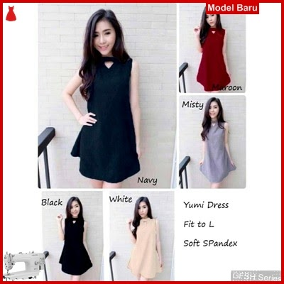 GFSH0789078 Setelan Yumi Keren Terbaru Dress BMG