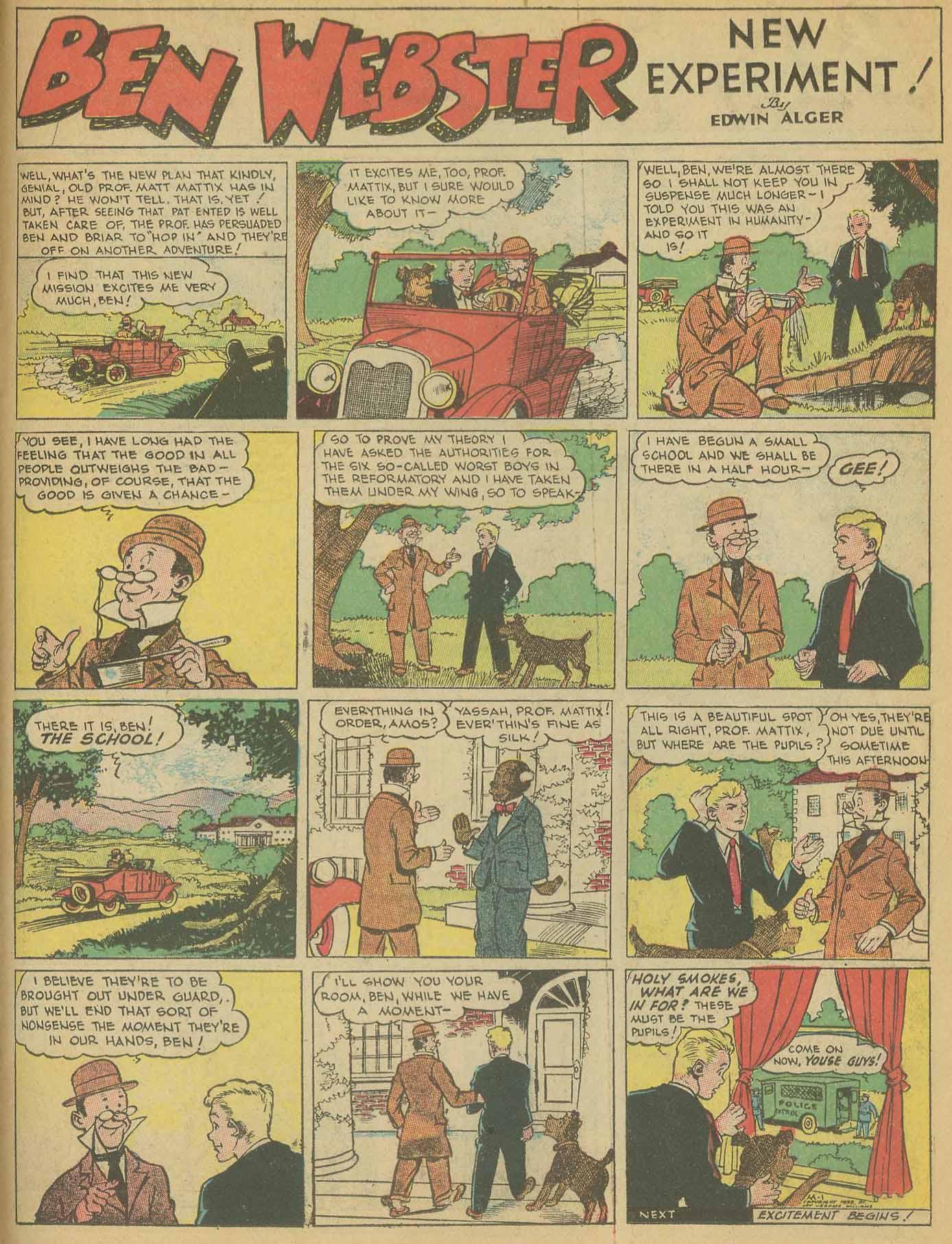 Read online All-American Comics (1939) comic -  Issue #8 - 53