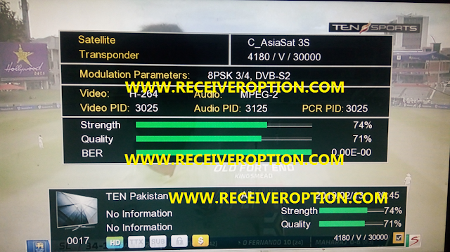 GX6605S HARDWARE VERSION HW203.00.018 POWERVU KEY NEW UPDATE