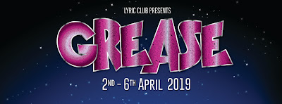 Grease is the word for the Lyric Club this April