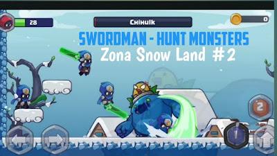 Sword man adventure
