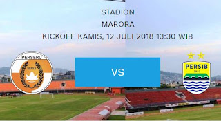 Prediksi Perseru Serui vs Persib Bandung - Liga 1 Kamis 12 Juli 2018