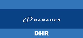 NYSE: DHR 다나허 주식 시세 주가 차트 Danaher Corporation