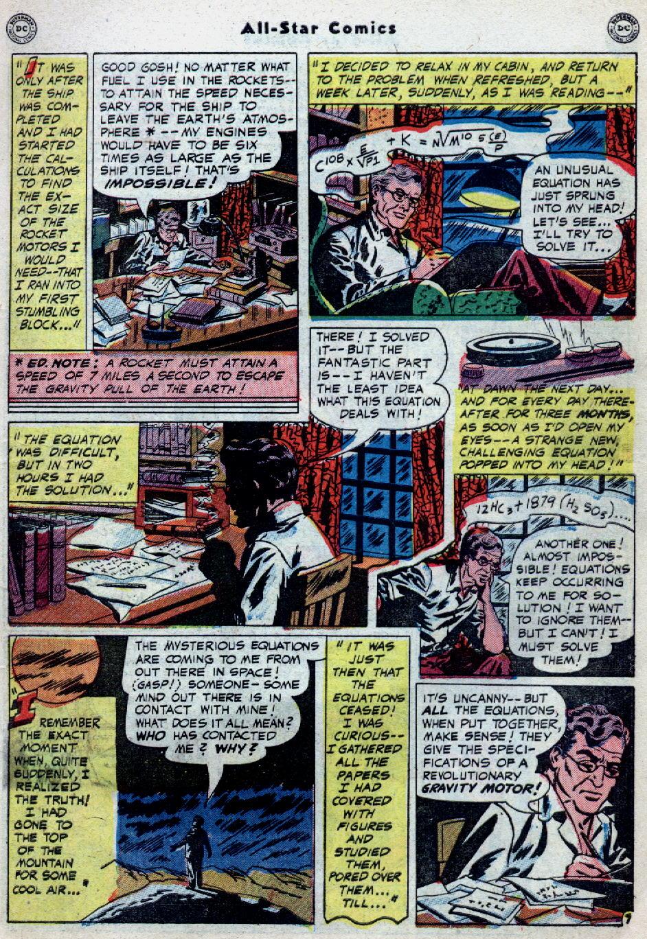 Read online All-Star Comics comic -  Issue #55 - 9