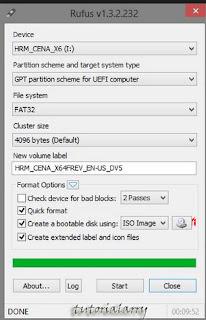 Cara membuat flashdisk menjadi bootable