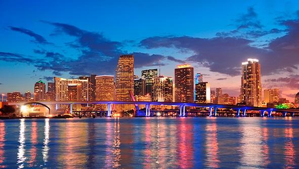 Những thành phố tuyệt vời ở Mỹ