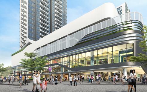 Hillion Residences Mall