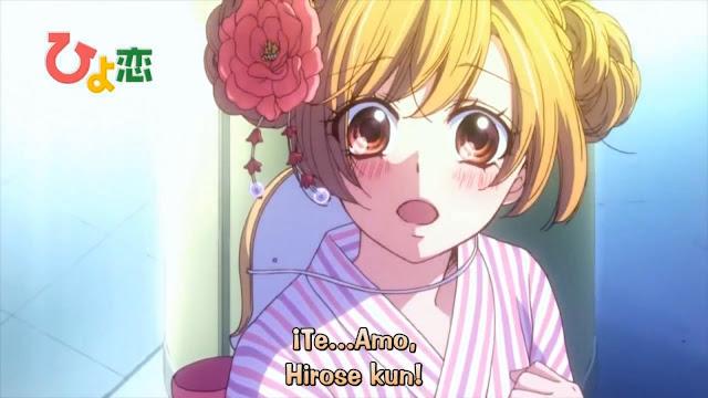 Hiyokoi di Rekomendasi Anime Romance - Shoujo terbaik