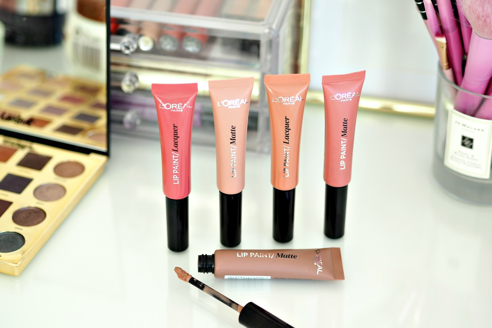 L'Oreal Infallible Lip Paints