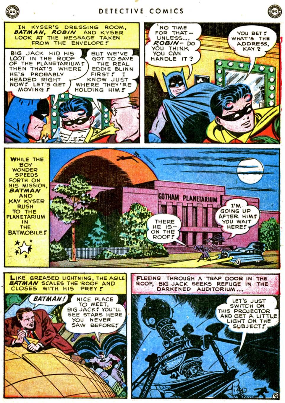 Read online Detective Comics (1937) comic -  Issue #144 - 11