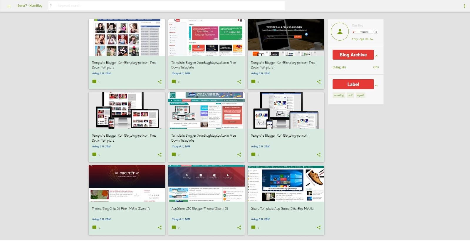 Redesgin Template Emperior xomblog.blogpsot.com