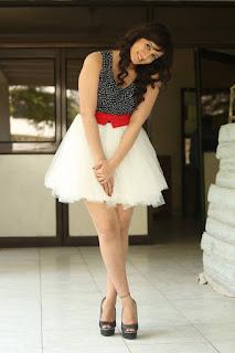 Actress Harshika  Pictures at Appudu Ala Ippudu Ila Press Meet  0029