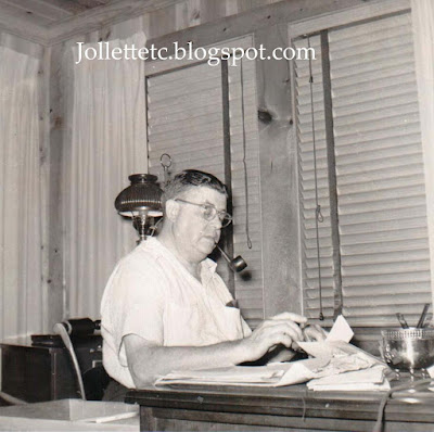 Herbert Webb Parker  https://jollettetc.blogspot.com