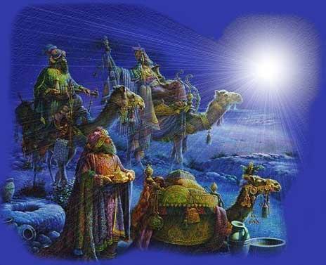 Acompáñame: Los Reyes Magos.