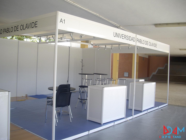 stand modular para eventos