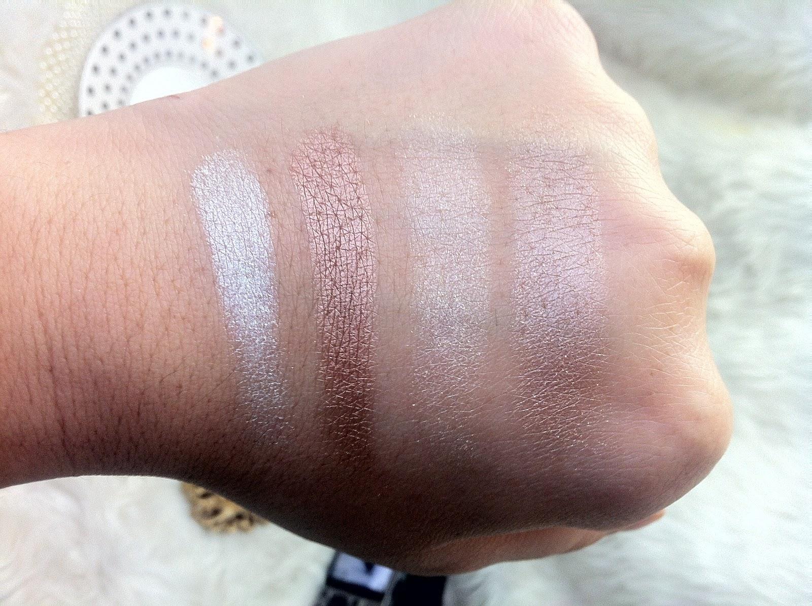 Lip Palette - Muse Nudes by Viseart #16