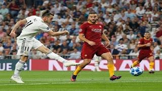موعد وتوقيت مباراة ريال مدريد وروما اليوم الثلاثاء 27-11-2018 ضمن دوري ابطال اوروبا