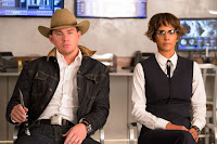 Channing Tatum and Halle Berry in Kingsman: The Golden Circle (2)