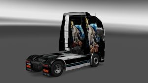 Skins Pack 6 for Volvo 2012