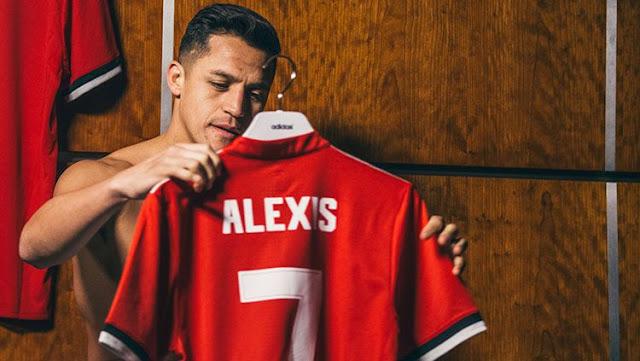 Alexis Sanchez Masuk dalam Daftar Gaji Termahal di Liga Inggris
